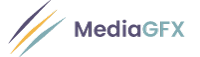 MediaGFX Logo